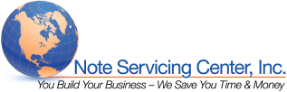 Note Servicing Center Logo